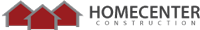Home Center Construction Logo